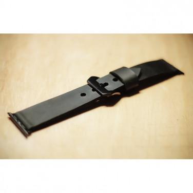 Ремешок для Apple Watch 40-44 black leather