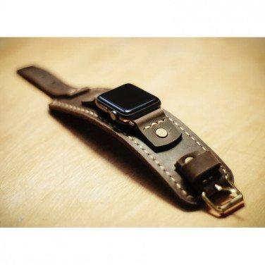 Ремешок для Apple Watch 40-44 brown leather