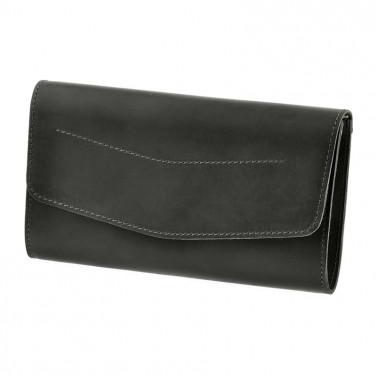 Сумка женская Combi Clutch black leather