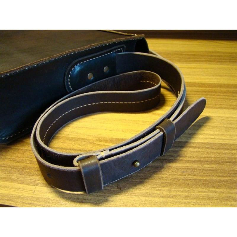 Сумка чоловіча Тablet Bag brown leather