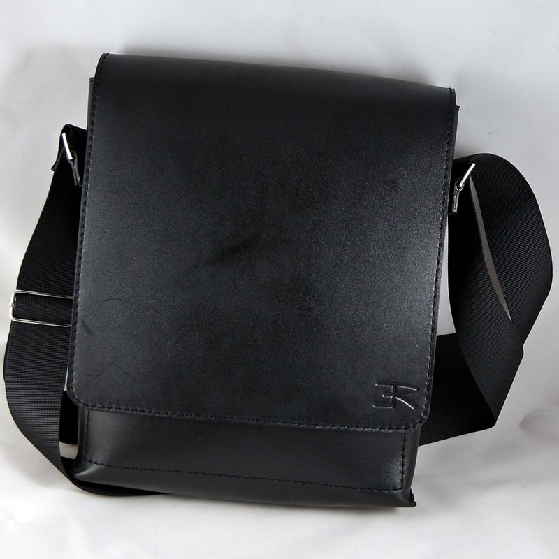 Сумка через плечо Crossbogy bag black leather
