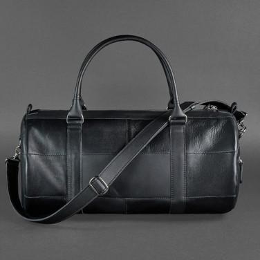 Сумка чоловіча через плече Sports Вag black leather