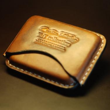 Шкіряний портсигар Elegance brown leather