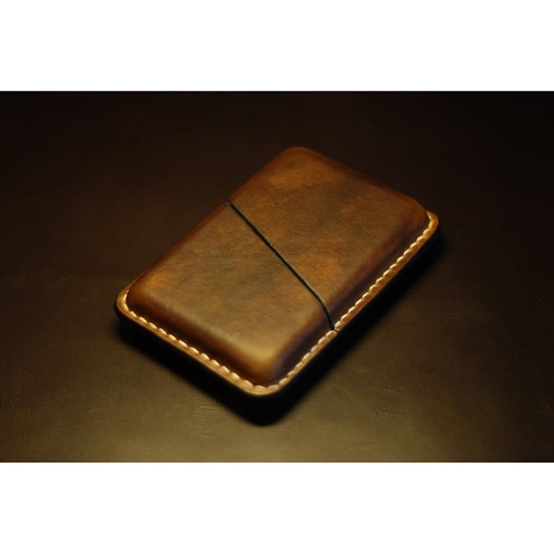 Кожаный портсигар для сигар San Luis brown leather
