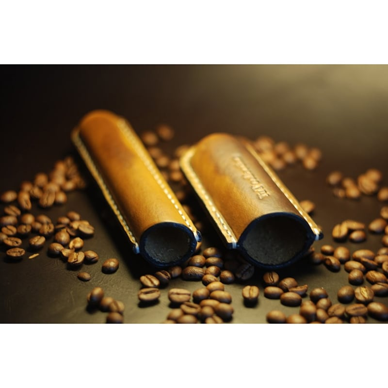 Шкіряний портсигар для сигари Pinar Del Rio brown leather