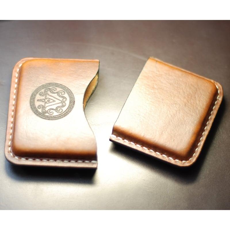 Кожаный портсигар Сigar-Сase brown leather