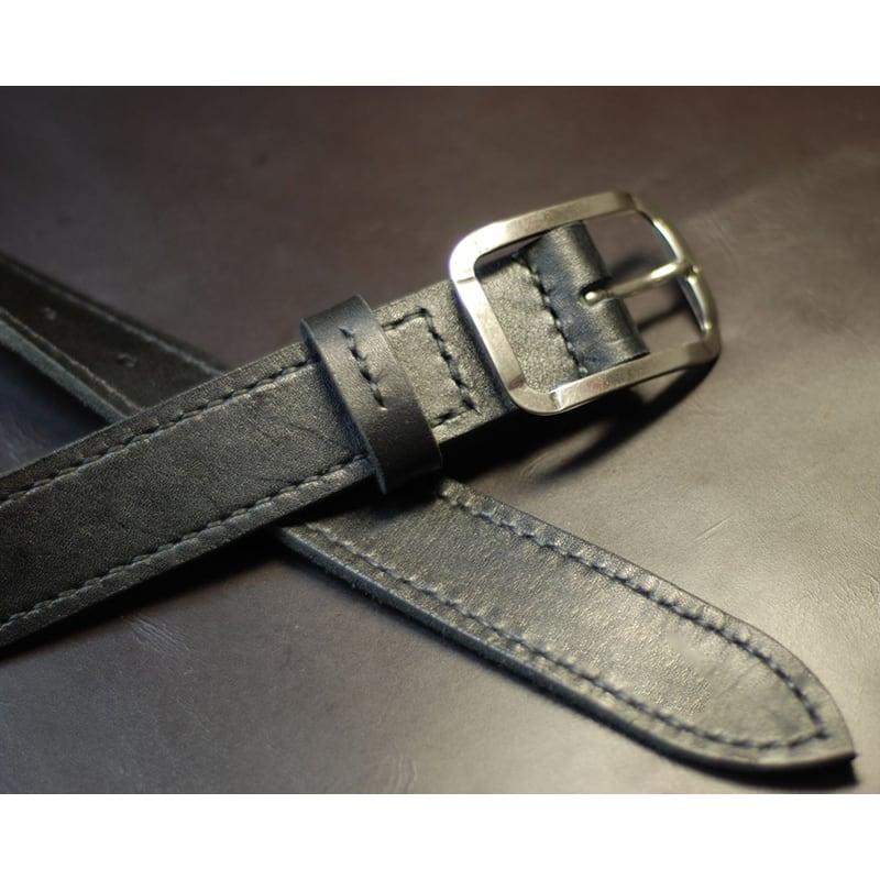 Женский кожаный ремень Solo Вlack Leather