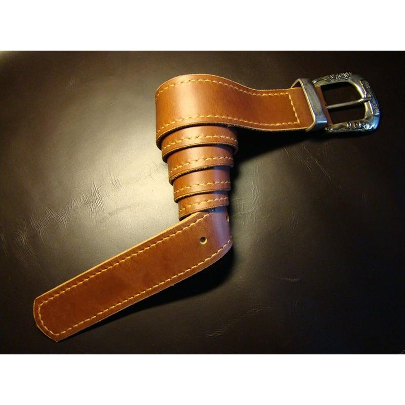 Кожаный ремень женский Lovely Brown Leather