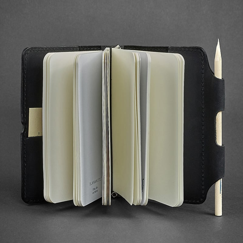 Щоденник у шкіряній обкладинці SoftBook Brown Leather