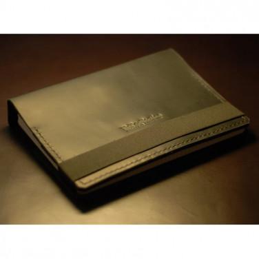 Обложка для ежедневника из кожи с гравировкой Personal brown leather