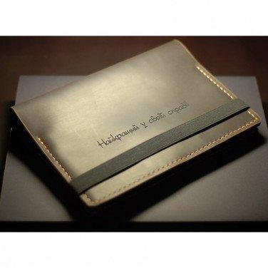 Ежедневник а5 в кожаной обложке Sketchpad brown leather