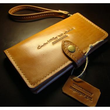 Чоловіче портмоне Purse Brown Leather