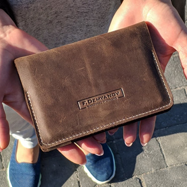 Документница Voyager brown leather