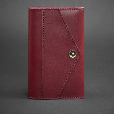 Кожаный блокнот handmade женский Notebook Vinic Leather