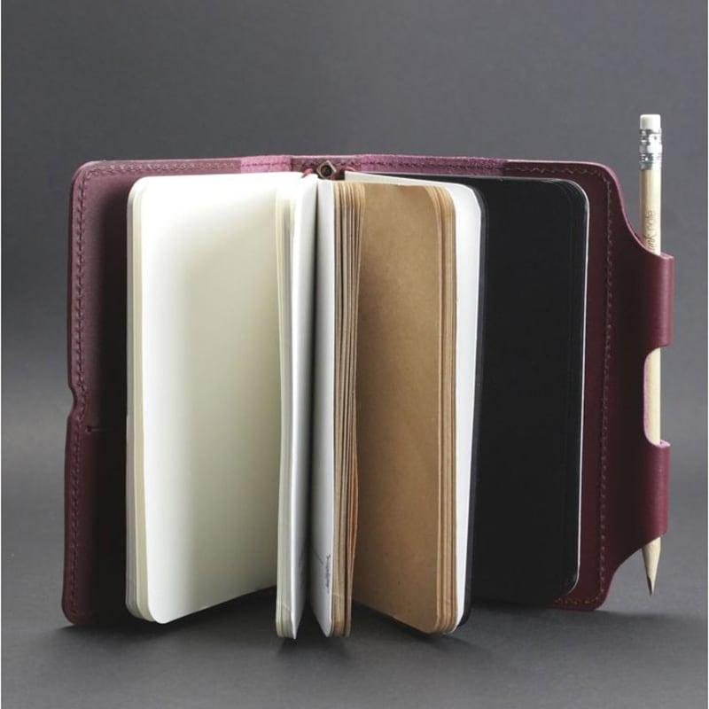 Блокнот в кожаном переплете женский SoftBook Vinic Leather