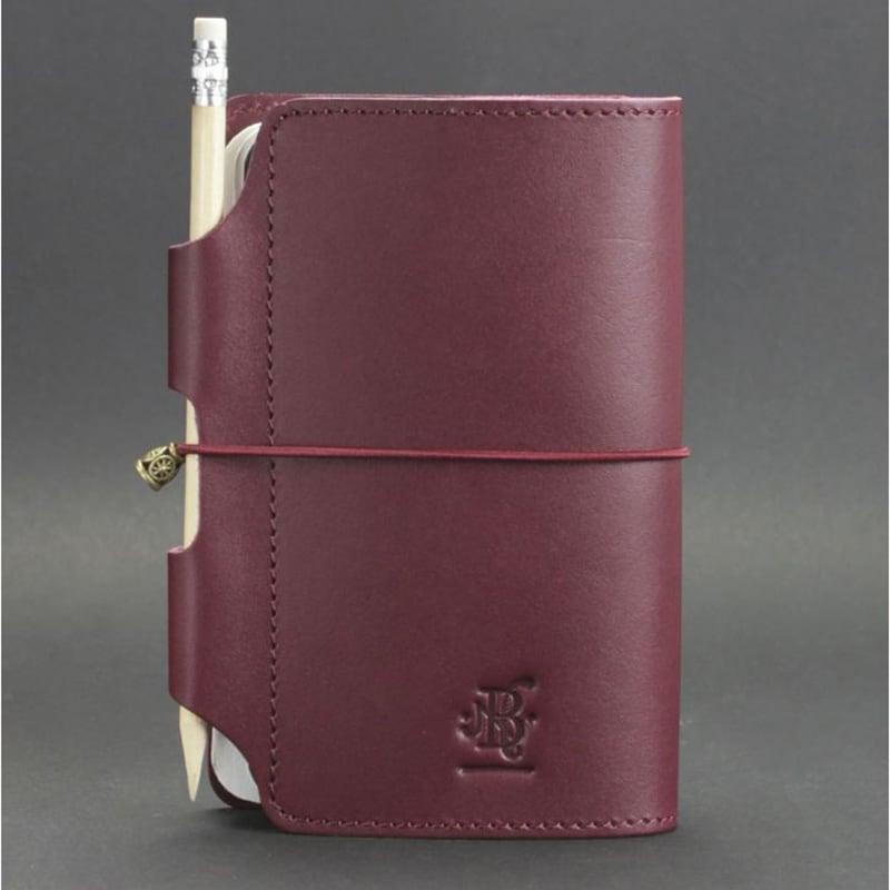 Блокнот в шкіряній палітурці жіночий SoftBook Vinic Leather