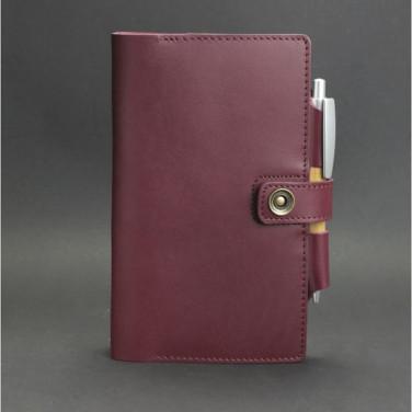 Блокнот в кожаном переплете Sketchpad Vinic Leather