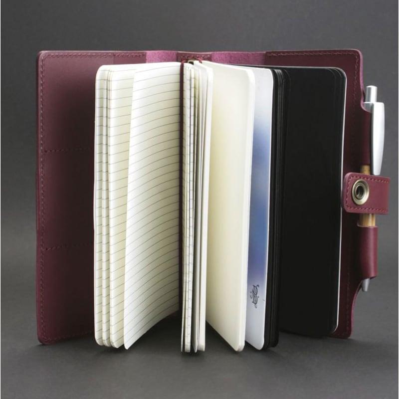 Блокнот в шкіряній палітурці Sketchpad Vinic Leather