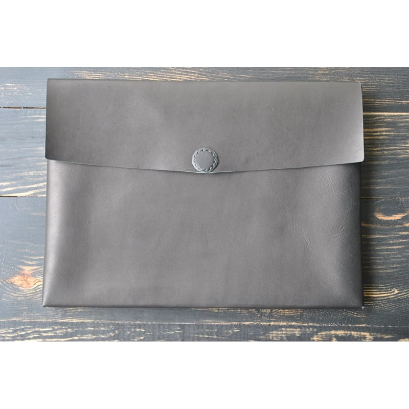 Чехол кожаный для планшета Apple iPad или iPad Mini black leather