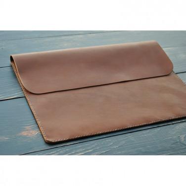 Чохол шкіряний для планшета brown leather