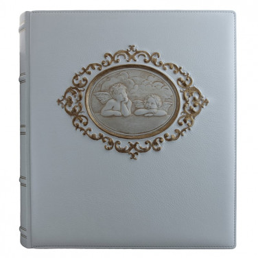 Эксклюзивный фотоальбом Ангелы gray leather