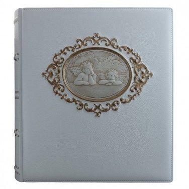 Ексклюзивний фотоальбом Ангели gray leather