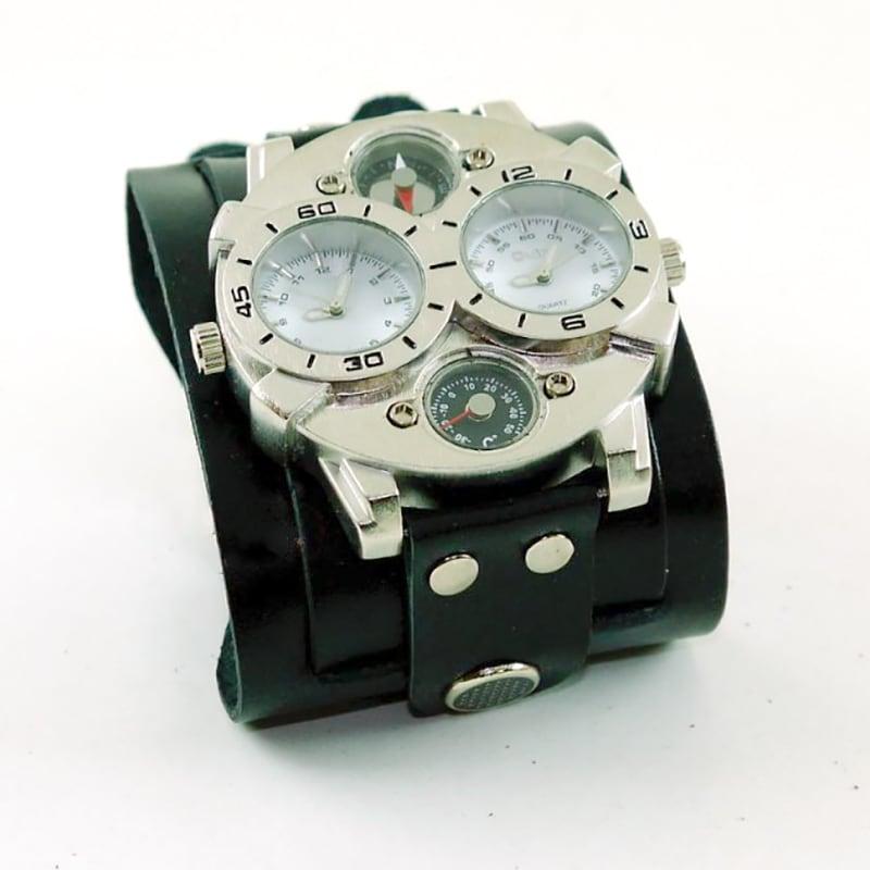 Годинник чоловічий наручні Steampunk Style