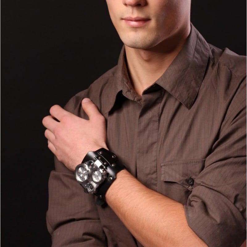Мужские часы в подарок Retro Style