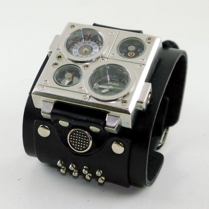 Чоловічий годинник Quadro Style