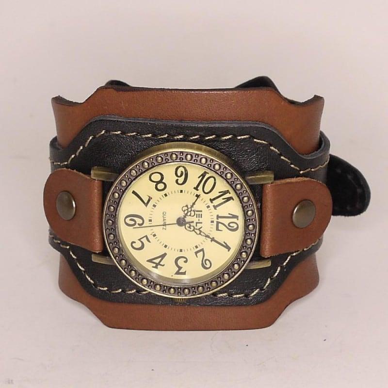 Мужские наручные кварцевые часы Retro