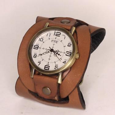 Мужские наручные кварцевые часы Braided band