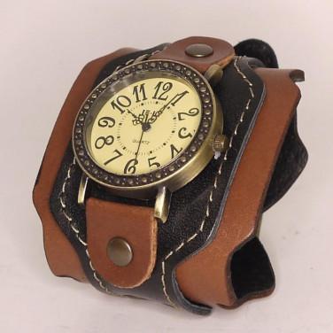 Чоловічі наручні кварцові годинники Retro