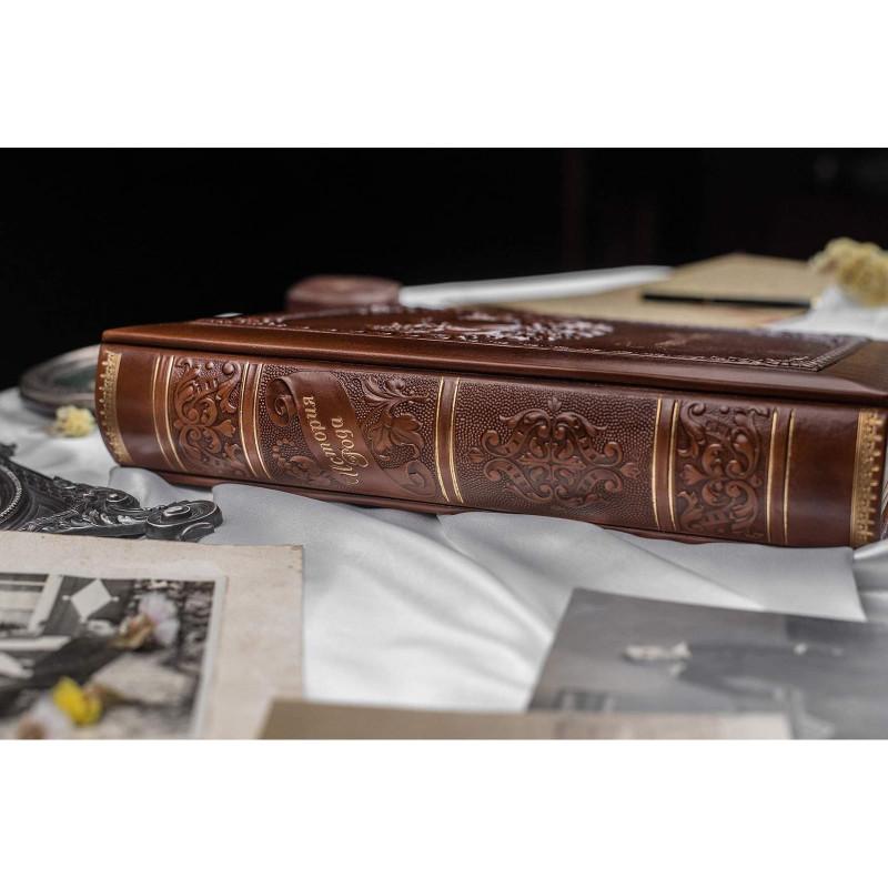 Семейная летопись История рода brown leather