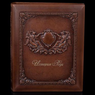Сімейний літопис історія роду brown leather
